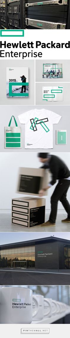 Brand New: Follow-up: Identity and Campaign for Hewlett-Packard Enterprise by Siegel + Gale and BBDO - created via http://pinthemall.net