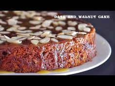 Date and Nut Cake – Moist and Delicious This Date and Nut Cake recipes in one that truly deserves a standing ovation. Jotted down in an old notebook as 'Royal Cake' it is loved … Cake Roll Recipes, Fruit Recipes, Party Recipes, Recipies, Dessert Recipes, Moist Date Cake Recipe, Date And Walnut Loaf, Royal Cakes, Best Cake Ever