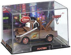 Disney Pixar CARS 2 Movie Exclusive 148 Die Cast Car In Plastic Case Mater Click
