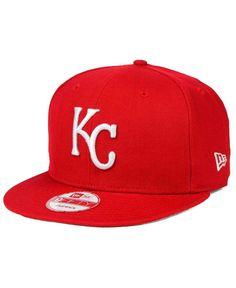 New Era Kansas City Royals C-Dub 9FIFTY Snapback Cap Men - Sports Fan Shop  By Lids - Macy s 2c0ba7e0503b