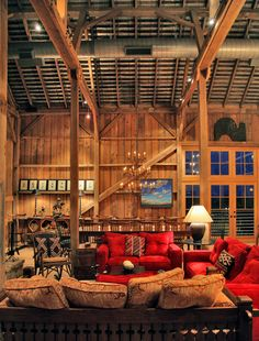 DCmud - The Urban Real Estate Digest of Washington DC: Beauty and the Barn
