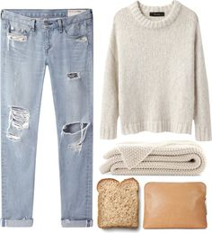 """soft"" by simpleandyoung ❤ liked on Polyvore"