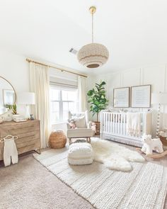 gender neutral nursery design pefect for boys girls kelley nan boys design gender gender neutral living room girls ? Baby Nursery Decor, Baby Decor, Project Nursery, Nursery Room Ideas, Boho Nursery, Floral Nursery, Rustic Nursery, Vintage Nursery, Ideas For Baby Room