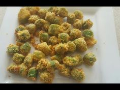 Air Fryer Fried Okra Airfryer - YouTube
