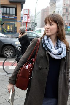 An der Ecke: Potsdamer Straße / Kurfürstenstraße by Anja