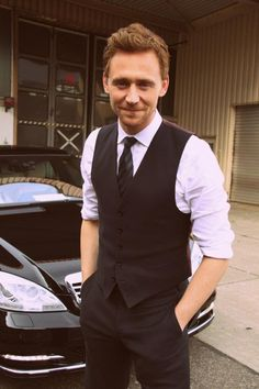 Tom Hiddleston: ELLE MAN OF THE WEEK