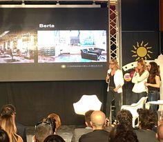 Ayer mostramos los salones Compagnia della Bellezza España a todos nuestros compañeros en el Congreso CDB. #compagniadellabellezzaespaña
