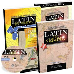 Latin for Children, Primer A Program
