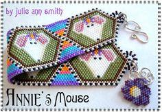 Julie Ann Smith Designs : Annie's Mouse Odd
