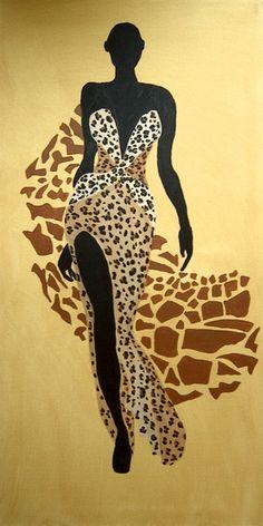 Malerei, Iwona Sdunek alias Anowi