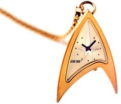 Star Trek watch. So cool. I NEED THIS NOW. SHUT UP AND TAKE MY MONEY.