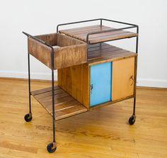 Arthur Umanoff dienen Cart Raymor 50er Jahre von BuyBeforeYouDie