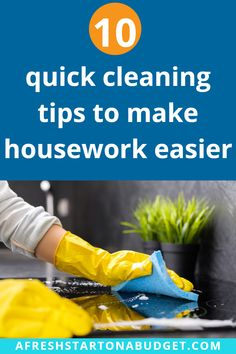 I am not a big fan of cleaning routines but since cleaning seems to be a part of life. I have found some quick cleaning tips to make it easier Cleaning Routines, House Cleaning Checklist, Cleaning Hacks, Cleaning Supplies, Organization Ideas, Storage Ideas, Organizing, Cleaning Supply Storage, Best Cleaning Products