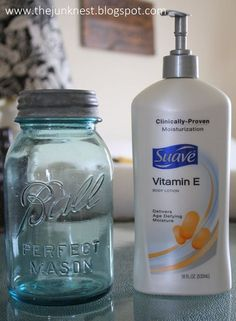 How To Turn A Ball Jar Into A Soap Dispenser – A Tutorial