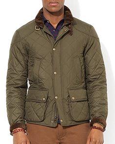 POLO RALPH LAUREN Polo Ralph Lauren Mens Quilted Insulated Winter Jacket.   poloralphlauren  cloth   e0037f8b15