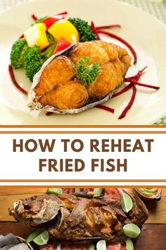 Some methods of reheating fried fish leave you with some soggy seafood slop, but the right storing and reheating methods will let your fried fish live to see another day. Deep Fried Fish, Pastry Brushes, Cooking For Two, Seafood, Fries, Beef, Live, Fish Fry
