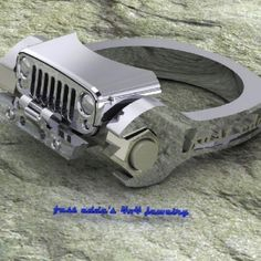 4x4 ring.. are you freaking kidding me!?! awesome!