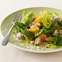 chicken orange salad