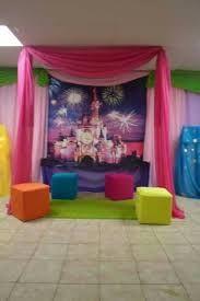 Resultado de imagen para decoraciones de cortina para cumpleaños infantiles