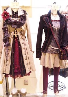 Ozz On shop coordinates, ouji, lolita, ouji fashion, lolita fashion