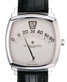 43041/000G Vacheron Constantin часы Saltarello Jump Hour - Limited Edition 200