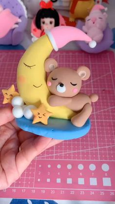 Cute Polymer Clay, Cute Clay, Polymer Clay Projects, Diy Clay, Diy Crafts Hacks, Fun Crafts, Diy And Crafts, Paper Crafts, Creative Crafts