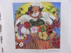 Melissa Shirley PLENTY Hand-Painted Needlepoint Canvas Linda Carter Holman NEW #MelissaShirleyDesigns