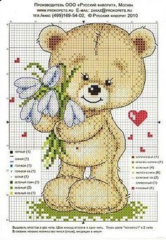 Teddy flowers