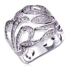 "Ring JSS-348 USD20.55, Click photo to know how to buy / Skype "" lanshowcase "" for discount, follow board for more inspiration"