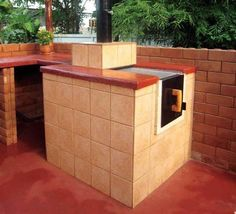 For only $300, you can build this durable outdoor cooking unit that can function as a stove, oven, grill, and smoker. Originally published as