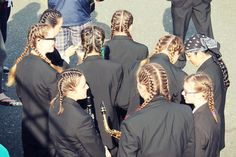 A bunch of braids | Flickr - Photo Sharing!