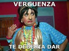 Verguenxa te deberia dar! =) Mexican Moms, Mexican Humor, Mexican Sayings, Funny Picture Quotes, Funny Quotes, Funny Images, Funny Pictures, Random Pictures, Mexicans Be Like