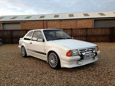 1986 FORD ESCORT RS TURBO S1 SERIES 1 CUSTOM MASSIVE 1 OFF SPEC PX SWAP COSWORTH - http://www.fordrscarsforsale.com/1056