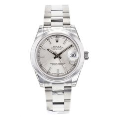 Rolex Datejust automatic-self-wind womens Watch 178240 (Certified Pre-owned) -- Additional details at the pin image, click it