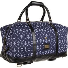Obey Craftwork Duffle Bag dope!