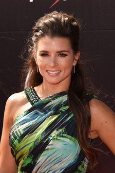 Danica Patrick Photos - The 2015 ESPYS - Arrivals - Zimbio