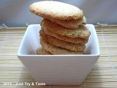 Biskuit Maizena: Lezat & gluten-free! | Just Try & Taste