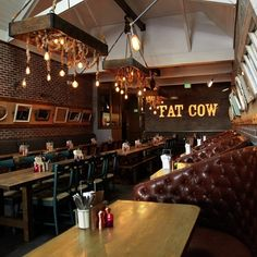 The Fat Cow, Los Angeles