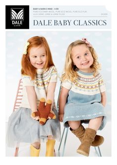 Dale Baby Classics - Køb billigt her Baby Barn, Eco Baby, Baby Knitting, Needlework, Romper, Crochet Hats, Flower Girl Dresses, Pure Products, Wool