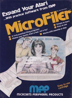 Inverse ATASCII Season 3 Episode 5 featuring MPP MicroFiler