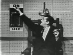 "oldshowbiz: ""Ernie Kovacs saves his own life """