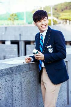 Behind the scene - Kang Ha Neul