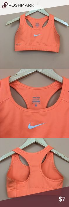 Nike Dri Fit Sports Bra Nike Dri Fit Sports Bra Nike Intimates & Sleepwear Bras