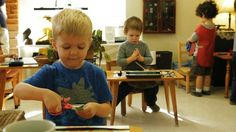 Child Time and Child Space — Montessori Guide