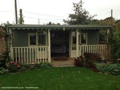 The cricket pavillion is an entrant for Shed of the year 2015 via @unclewilco  #shedoftheyear