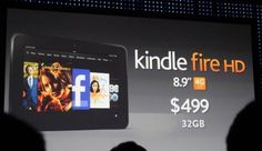 Amazon Agreed on a Tablet Price War With Google and Apple, Announced New Kindle Fire Tablets