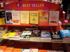 Mi libro Esto es Coaching está a la venta en las librerías del aeropuerto ¡Que ilusión!