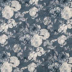 Blue Note (guell-lamadrid.com) #pattern #linen #textil #fabric