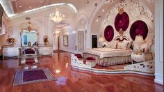 Chateau d'Or Residence in Bel Air, California