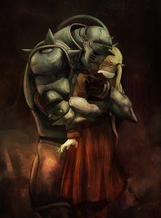 Elric Brothers - Fullmetal Alchemist: Conqueror of Shamballa